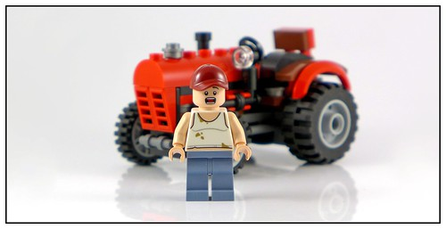 LEGO SuperHeroes DC Comics 76054 Batman Scarecrow Harvest of Fear 04