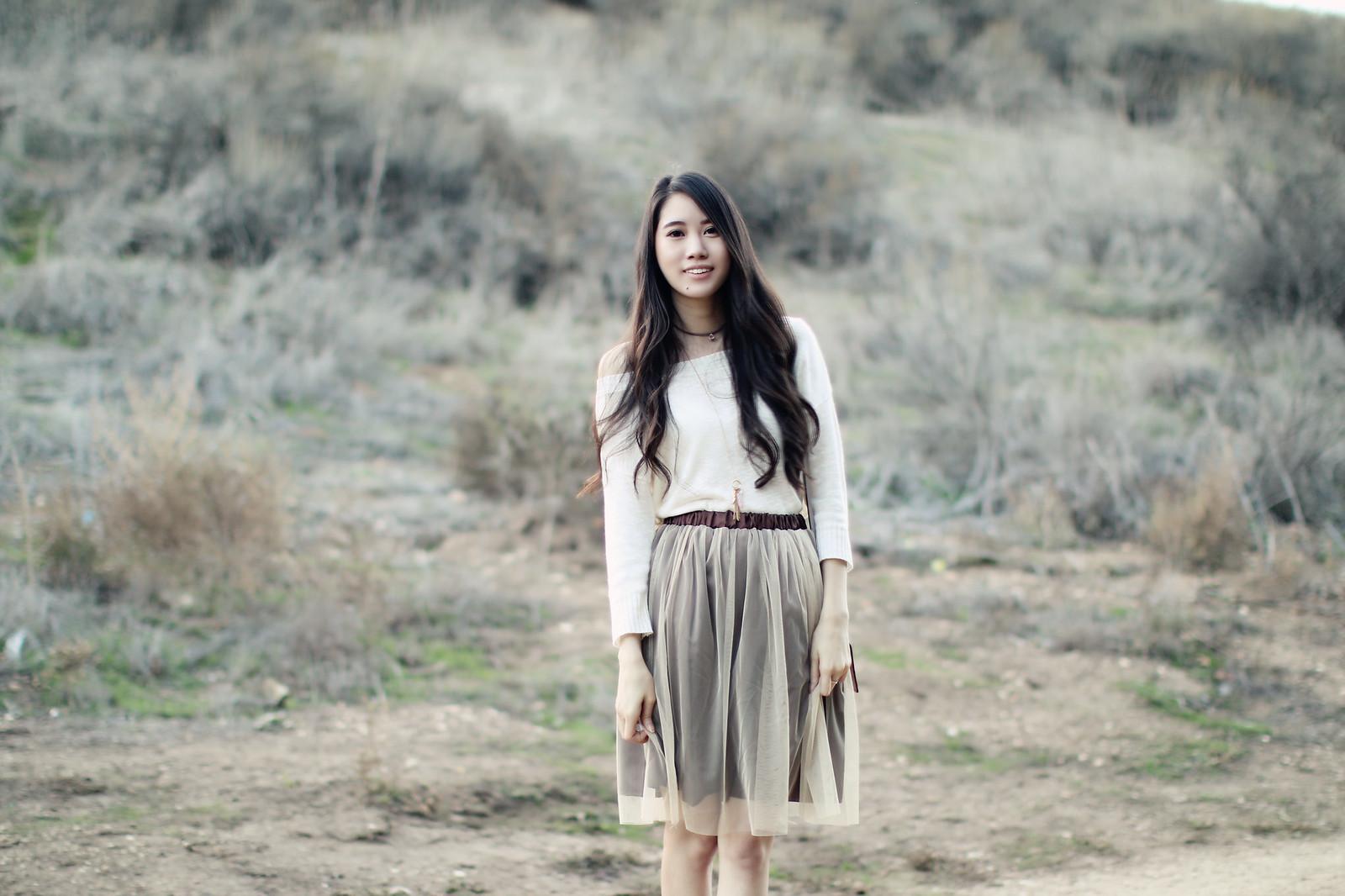 1338-ootd-fashion-chiffon-lace-skirt-openback-sweater-express-holiday2016-lookbook-korean-fashion-elizabeeetht-clothestoyouuu