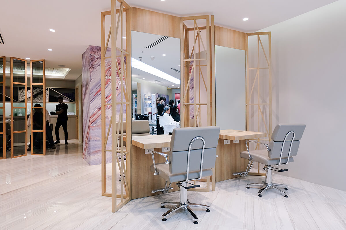 Trice Nagusara Vivere Salon Glorietta 2