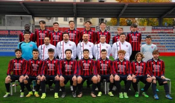 Allievi Regionali Elite, Sacra Famiglia - Virtus Verona 1-4
