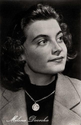 Milena Dvorska