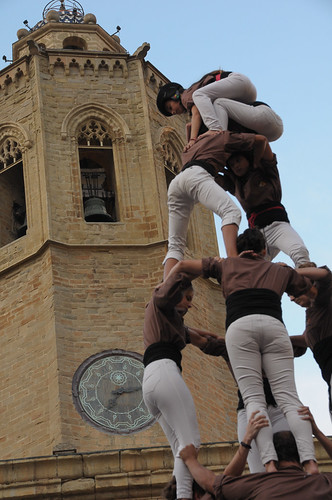 Diada Castellera a Cervera