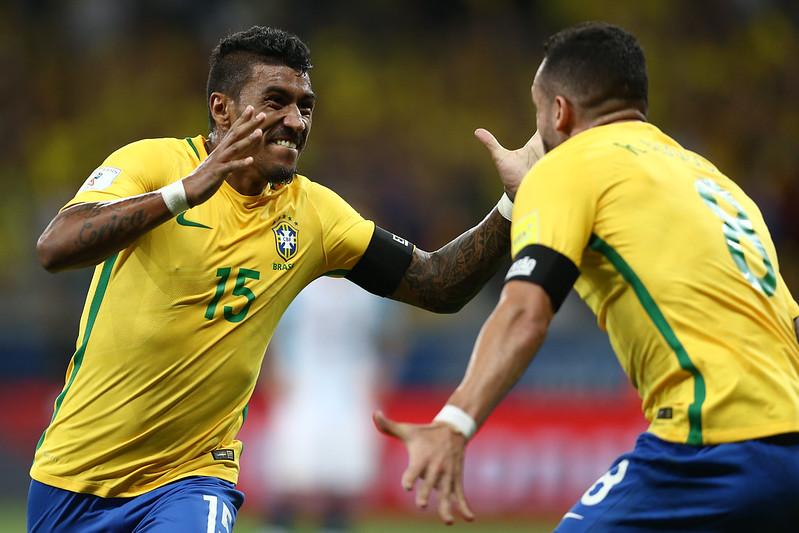 Brasil x Argentina no Mineirão
