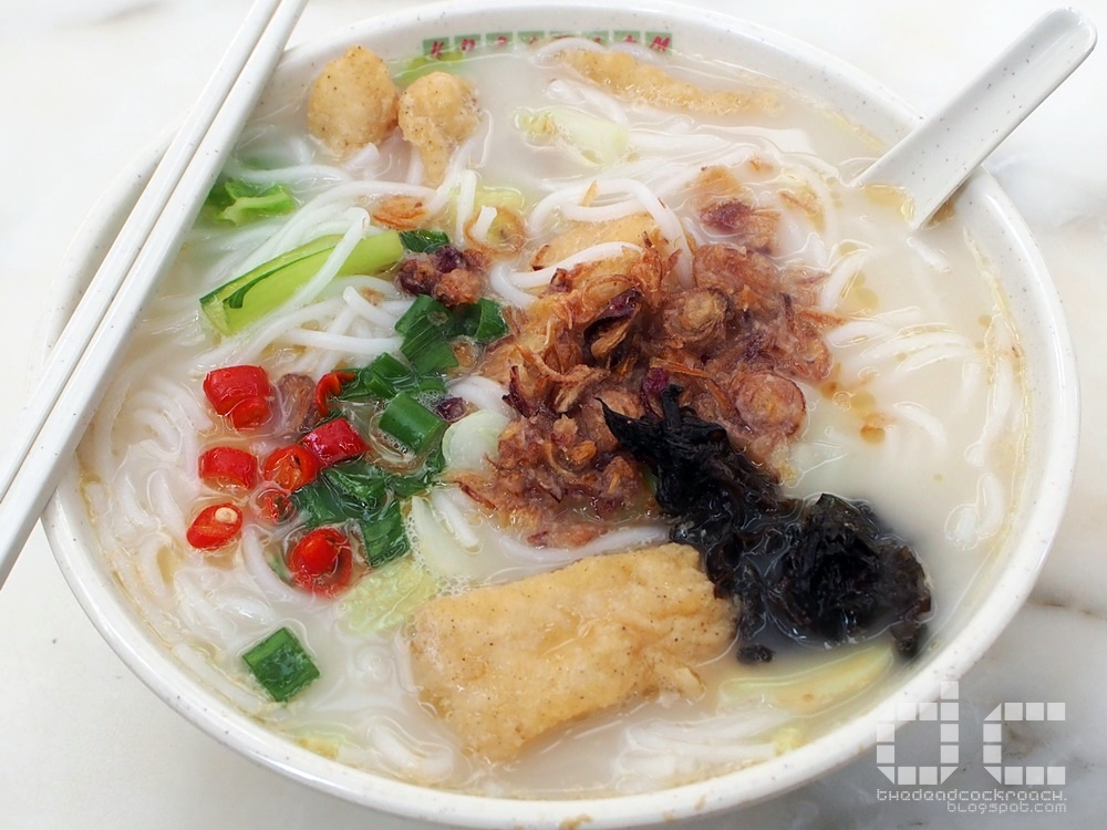 fish soup, food, singapore, xin long fish soup