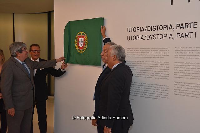 Fundação EDP Inaugurou o novo edifício do MAAT com festa aberta à cidade