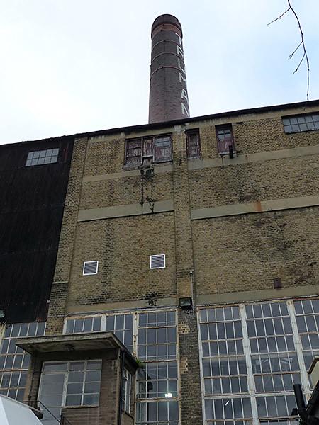 l'usine Truman