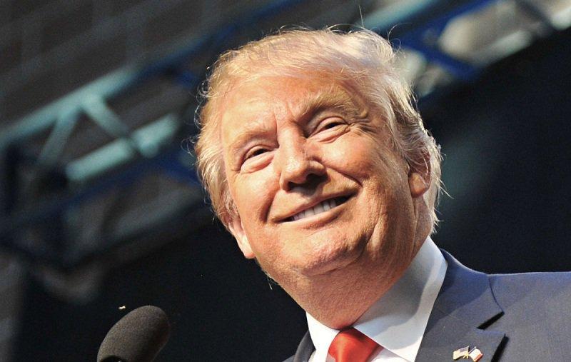 tướng mặt, nhân tướng, Donald Trump,
