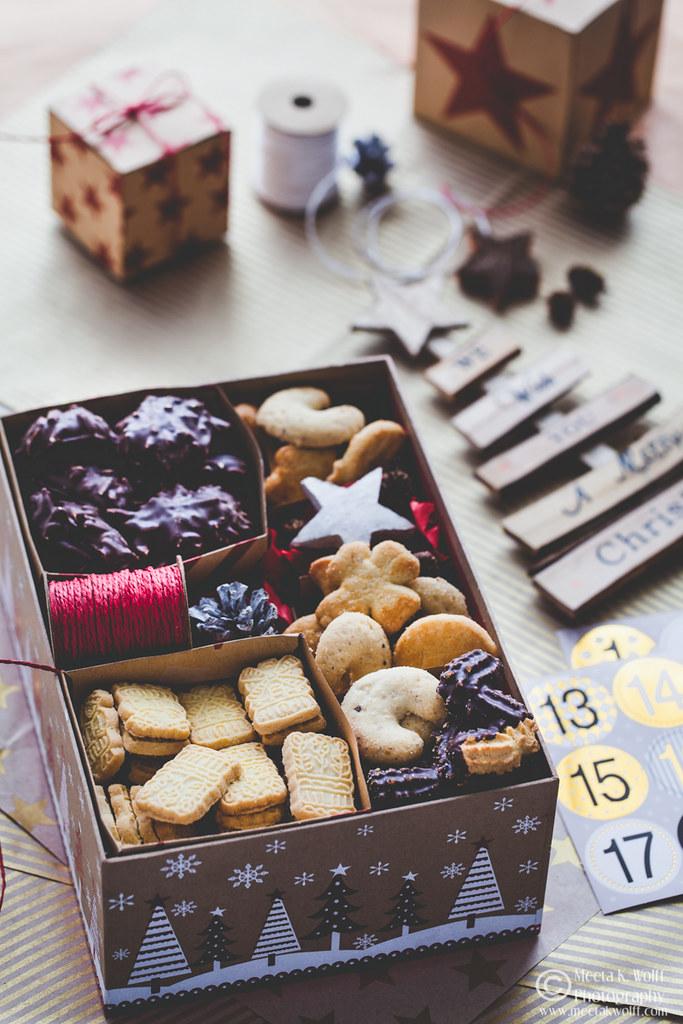 Christmas Cookies 2016 by Meeta K. Wolff WM-0046