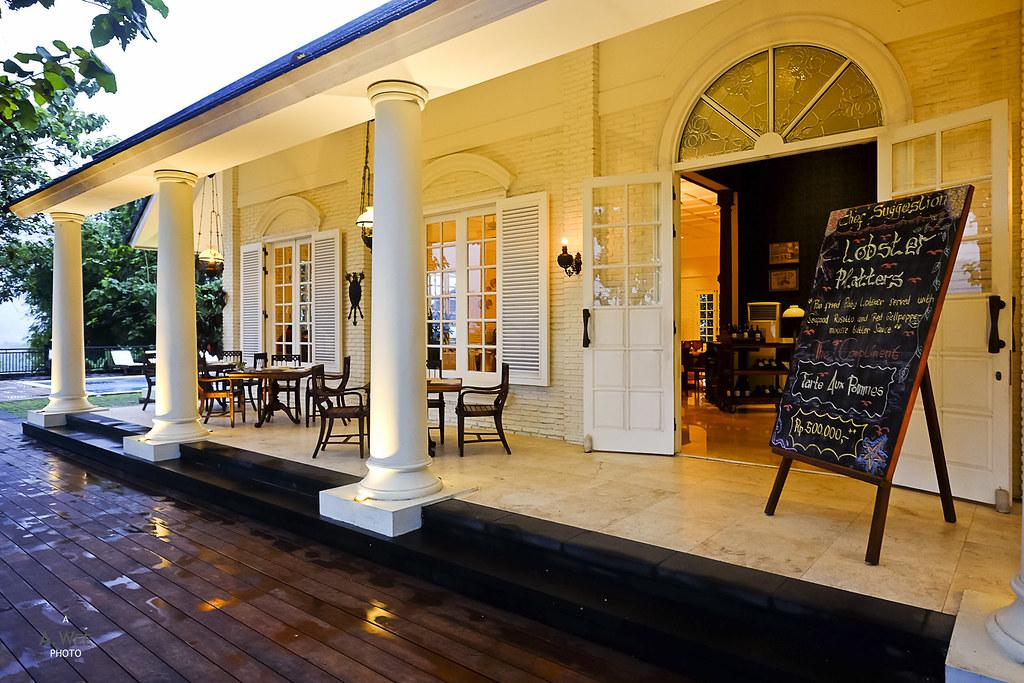 Patio Venue restaurant