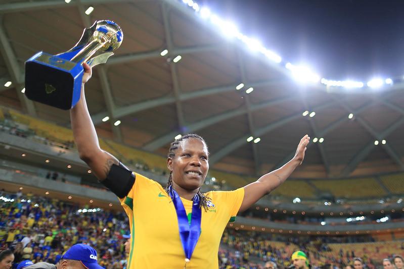 Final do Torneio Internacional de Manaus