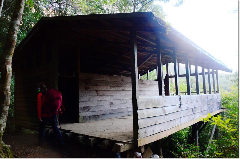 司馬庫斯往巨木區步道景觀廁所 2