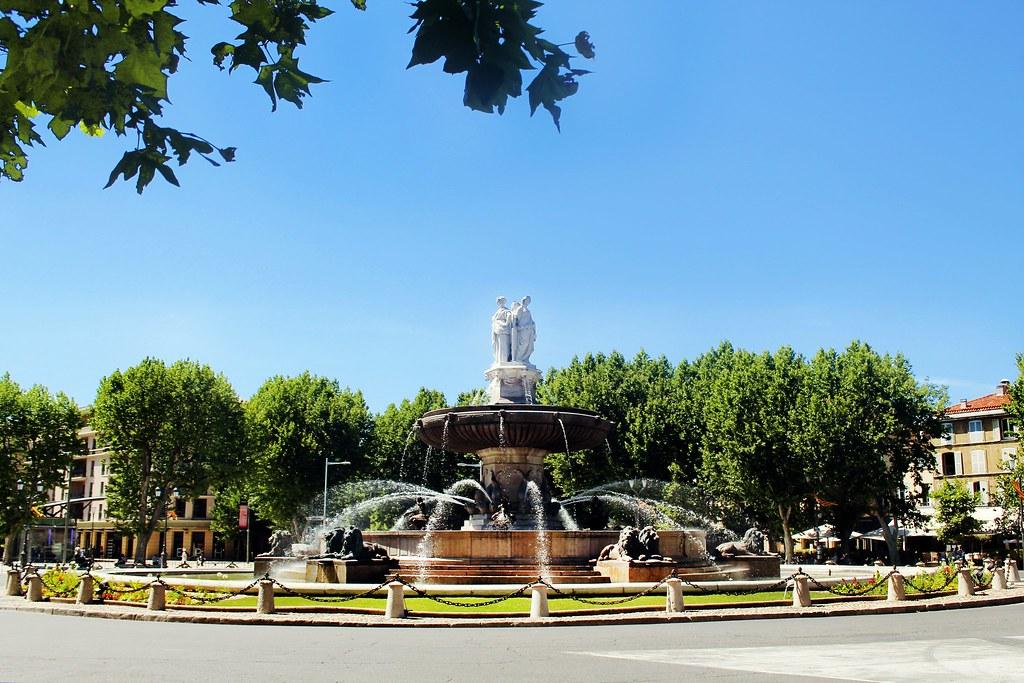 Guia de visita de Aix-en-Provence, França - Drawing Dreaming