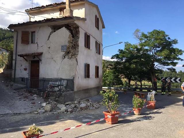 terremoto villanova
