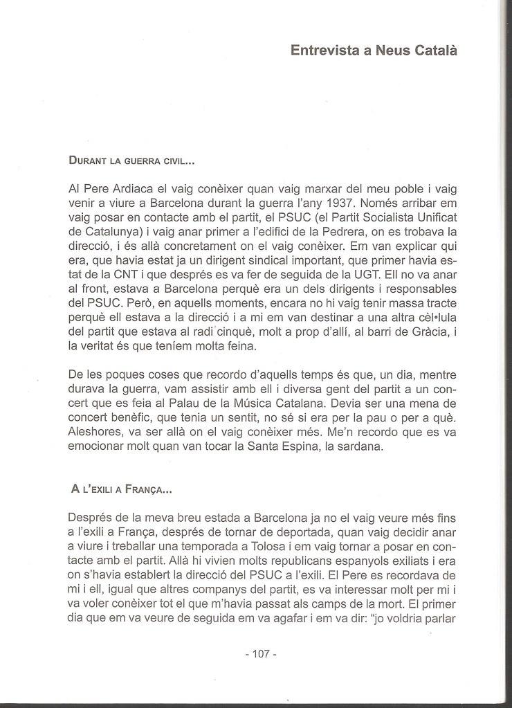 """Pàgines del llibre """"Pere Ardiaca. Materials per a una biografia"""" 1"""