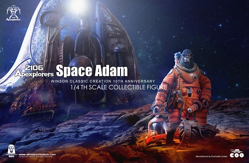 1:4 SPACE ADAM APEXPLORERS
