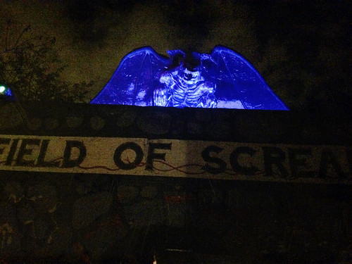 Field of Screams at Hunt Club (October 18 2015)