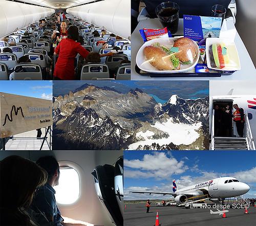 LATAM vuelo inaugural Puerto Natales 3 (RD)