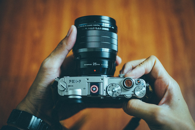 Olympus 25mm f/1.2 PRO|M.ZD