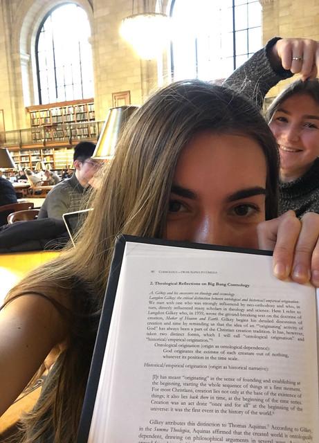 Grade 11 NYPL Research