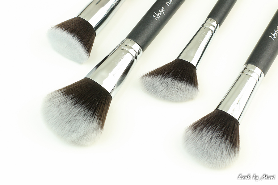 4 Nanshy brushes