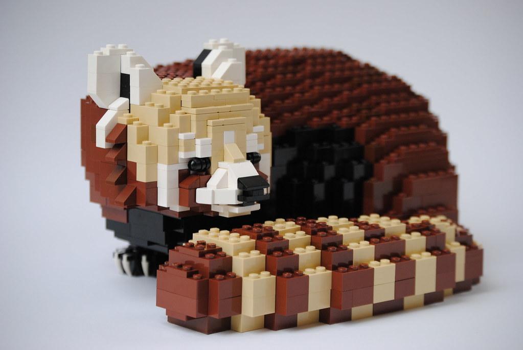 Το Ζωικό Βασίλειο από LEGO  - Σελίδα 7 30493059964_c2005f6013_b