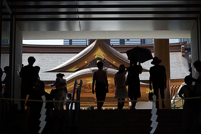 日本橋 水天宮