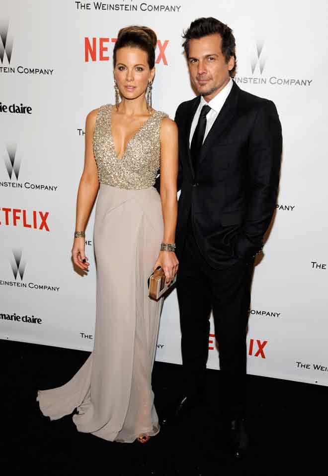People Kate Beckinsale Len Wiseman