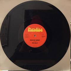 PAT KELLY:ROCK ME TONIGHT(RECORD SIDE-A)