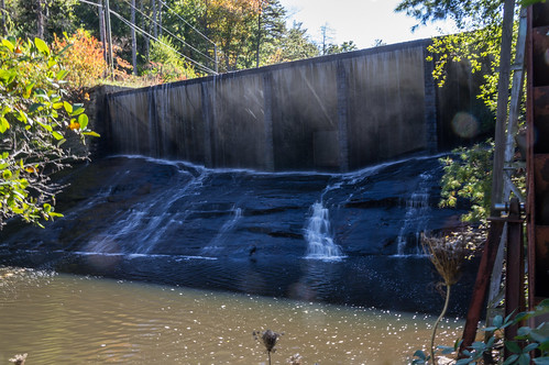 Rhetts Mill upper dam - 2