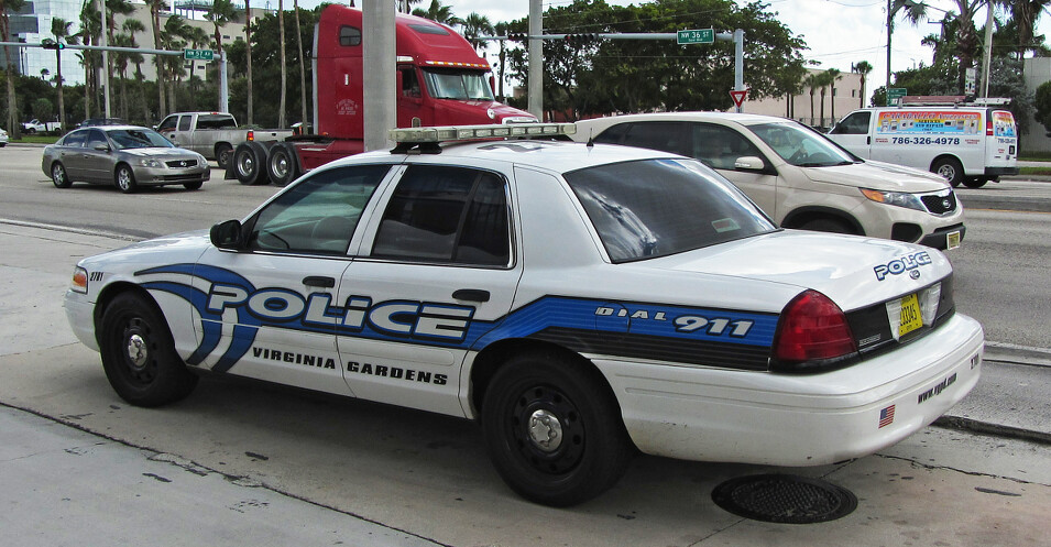 Florida flickr for Miami gardens police department