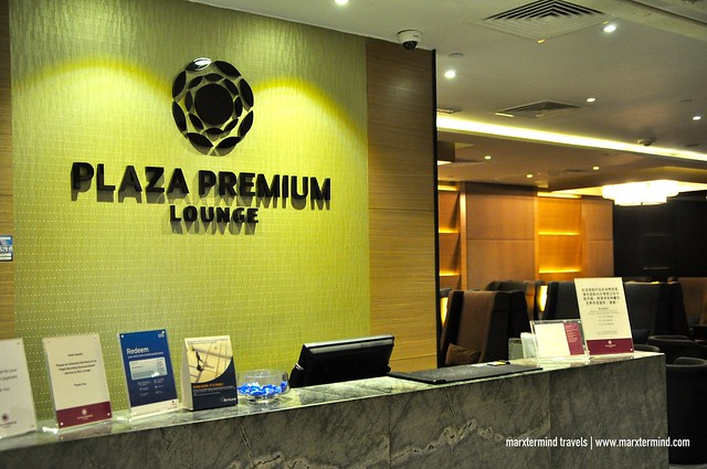 Plaza Premium Lounge KLIA2 International Departure