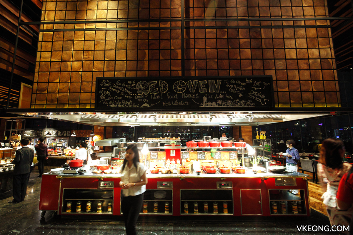 Red Oven So Sofitel Buffet Restaurant