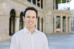 QUT Associate Professor of Robotics Michael Milford