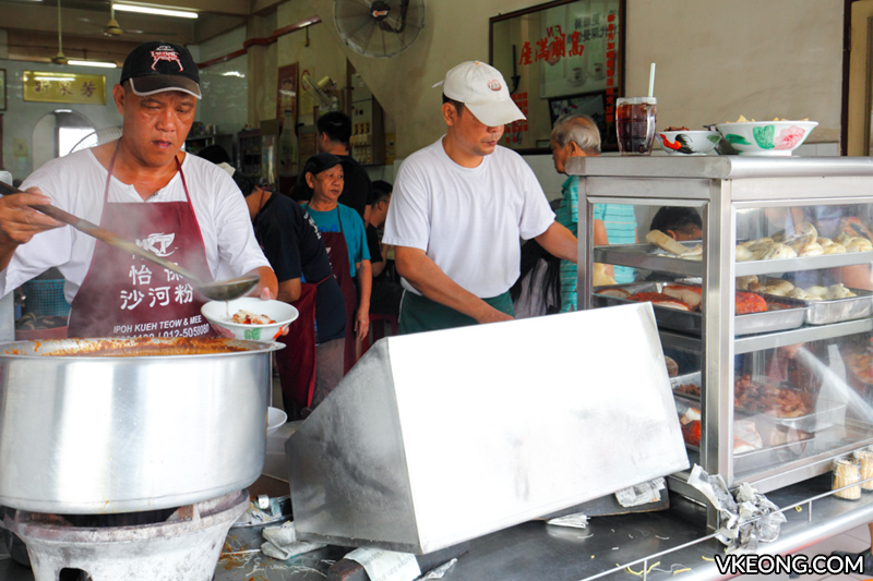 Xin Quan Fang Curry Mee Stall