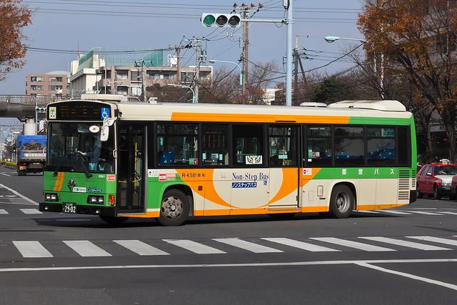 2016/12/04 東京都交通局 K581