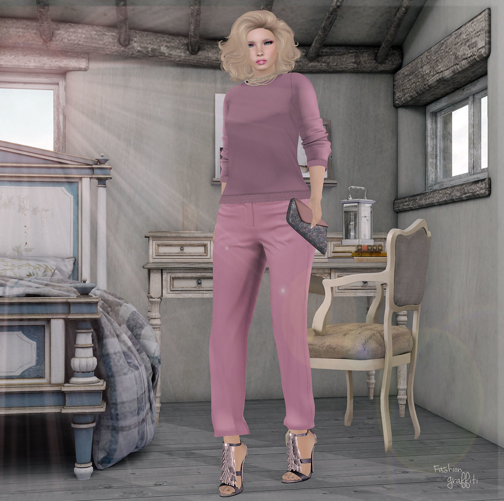~221~ Pink Cashmere