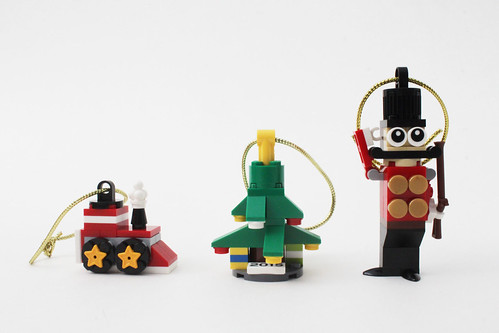 LEGO Christmas Toy Soldier Ornament (5004420)