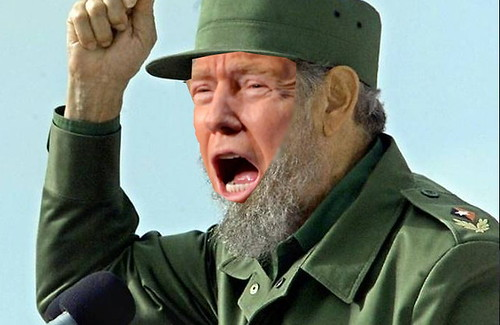 Fidel CasTrump