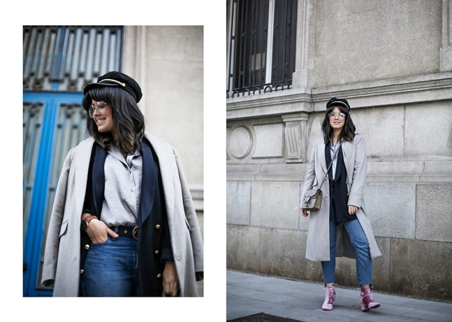 velvet-pink-botties-asos-long-coat-grey-streetstyle-myblueberrynightsblog9