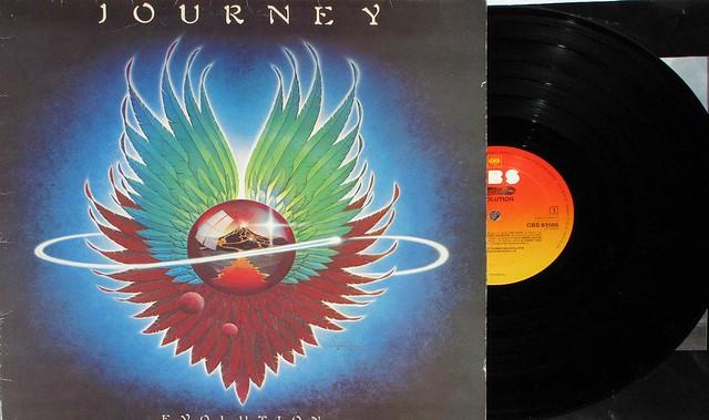 "JOURNEY EVOLUTION 12"" LP"