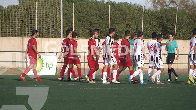 CD Castellón B 0-2 Alboraya UD (12/11/2016), Jorge Sastriques