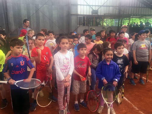 Jornada de Mini Tenis en la Región de Los Ríos