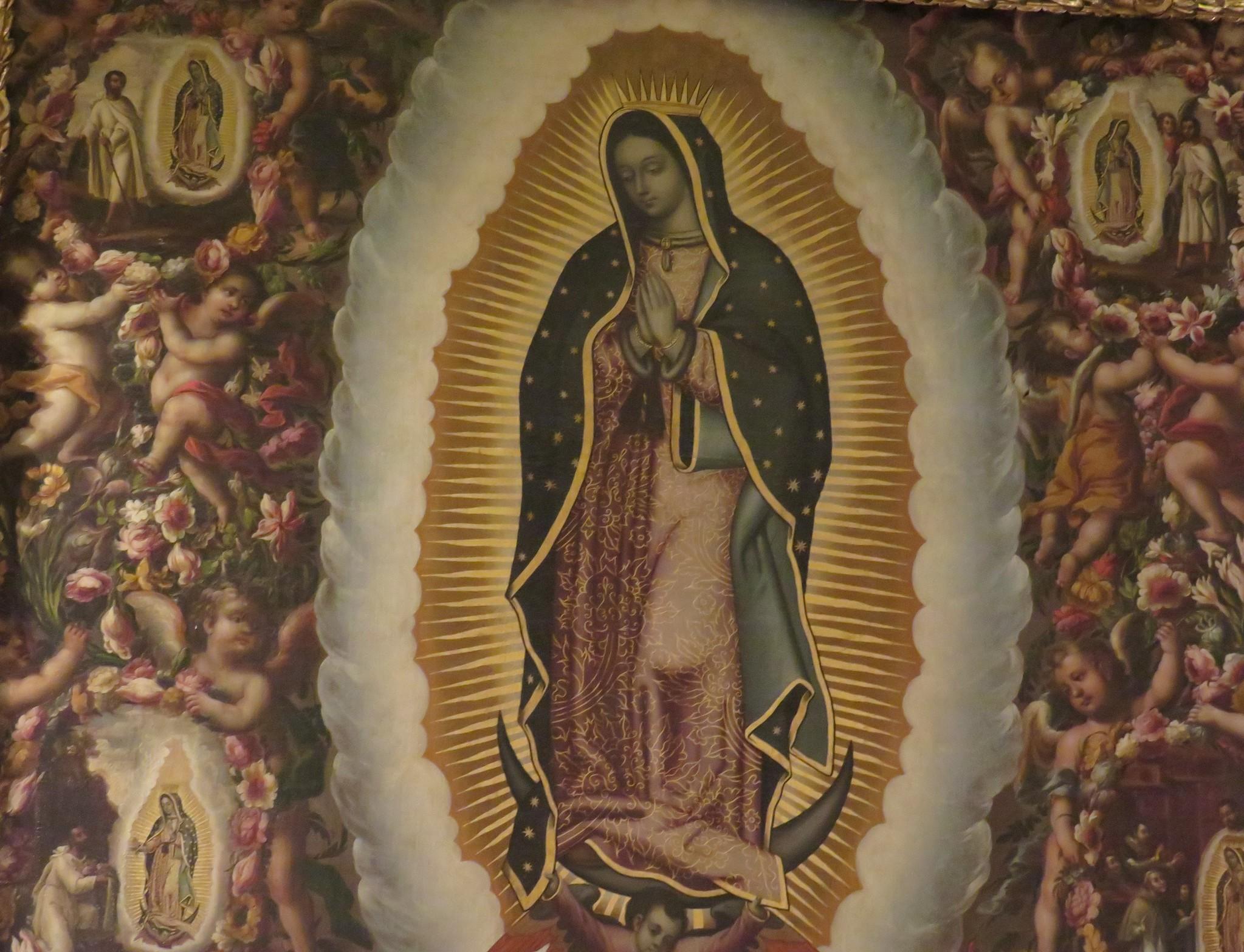 Virgen Correa