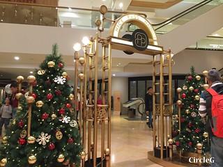 CIRCLEG 香港 金鐘 太古廣場 2016聖誕PACIFIC PLACE 遊記 聖誕 2016  (1)