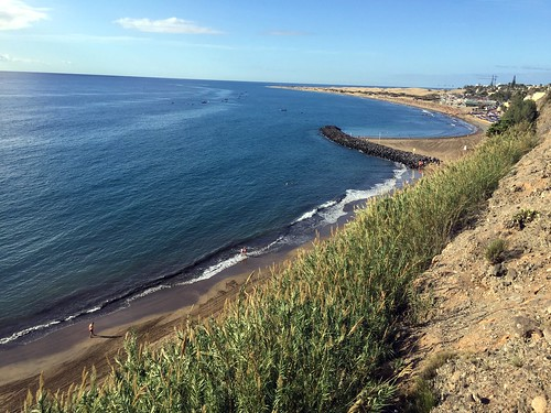 Gran Canaria - Playa del Inglés Beach