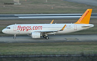 320.251-NEO PEGASUS TC-NBF 7321 DELIVERY FLIGHT 06 12 16 TLS
