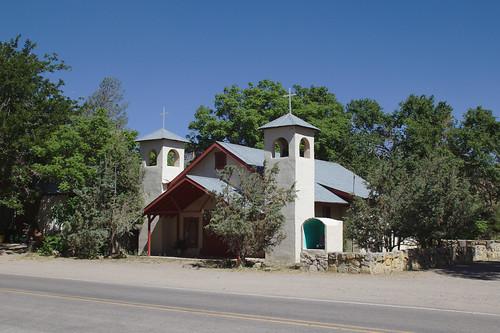 Our Lady Of Guadalupe Catholic Church, Hillsboro, NM