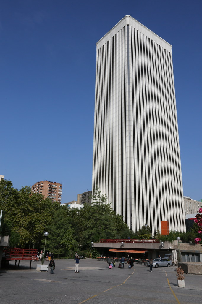 Picasso Tower Madrid I56A0378