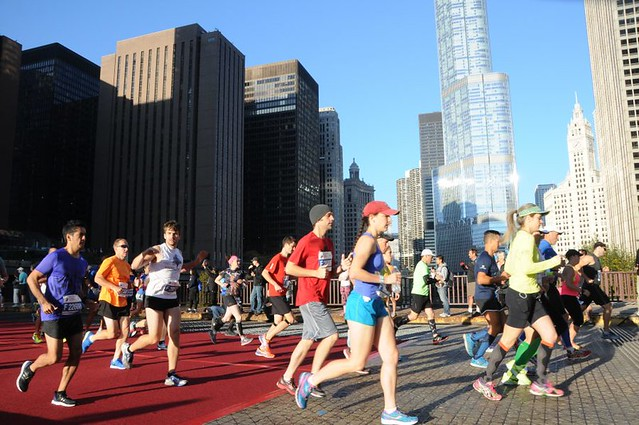 Maraton de Chicago 2016