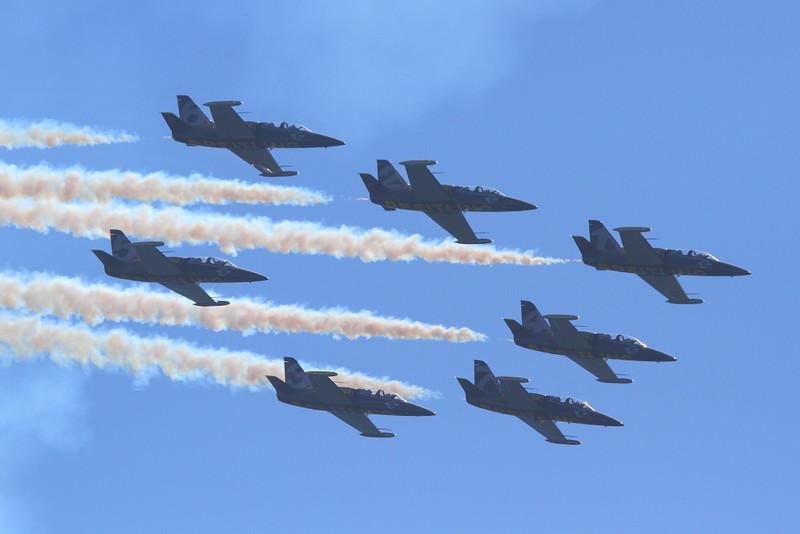 IMG_4040 Breitling Jet Team, Breitling Huntington Beach Airshow